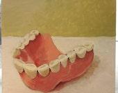 Dentures print
