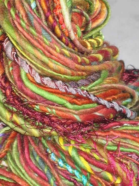 PARFAIT -Handspun and Handpainted Gypsy Yarn by Pancake and Lulu