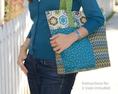 Stitch-along Tote PDF Sewing Pattern
