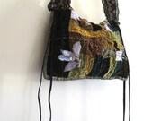 DEPOSIT RESERVED for Kristy - Gaia Velvet bag