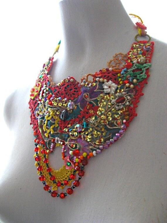 The Secret Salsa Necklace
