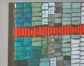 Lava Mosaic Wall Square