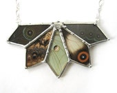Statement Necklace - Real Moth Fan