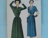 Vintage Advance Dress Pattern 5078