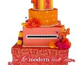 TRULY CUSTOM Wedding Card Box Money Envelope Holder