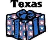 Taste of Texas Sampler 2 - Grab Bag - Mixed Variety of Samples, Promos, Coupons