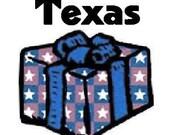 Taste of Texas Sampler 3 - Grab Bag - Mixed Variety of Samples, Promos, Coupons