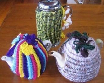 Corrugated Cosies from the Aussie Bush ( crochet patterns)