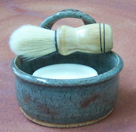 Modern Shaving Mug Set for The Bath