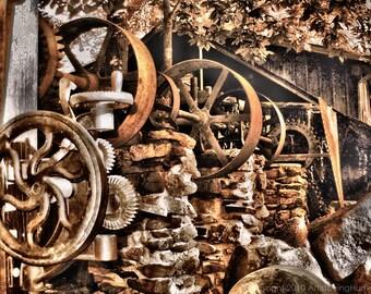 Modern Wall Art Queer Ratio 8x10 Fine Art Photograph Digital Abstract Art