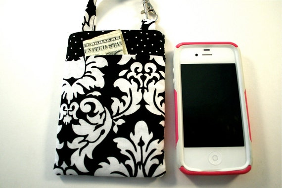 iPhone 5, 4S, 4, Samsung Galaxy Case in Dandy Damask