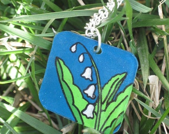 Lilly of the Valley Necklace