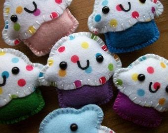 One Random Special Cupcake Magnet