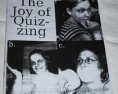 the Joy of Quizzing zine issue 1