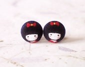 Little Geisha Girl Bella Earrings