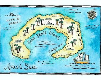 treasure island pirate names