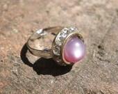 Vintage Art Deco Petite Ring