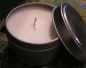 4 oz Soy Candle in Travel Tin - Custom Scent