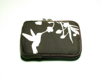 SALE Army Green Hummingbird Case