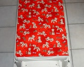 Adorable Dogs Crate Pad