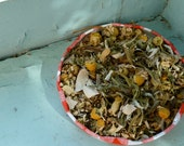 2 oz of Organic IN DREAMS Lucid Dream Inspiring  - Herbal Floral Blend Tea