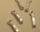 supplies-hill tribe sterling bar charms