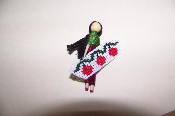 Decorator Worry Doll