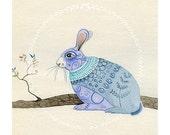 The Cornflower Hare
