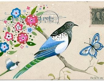 Field Note no.15 - Art Print