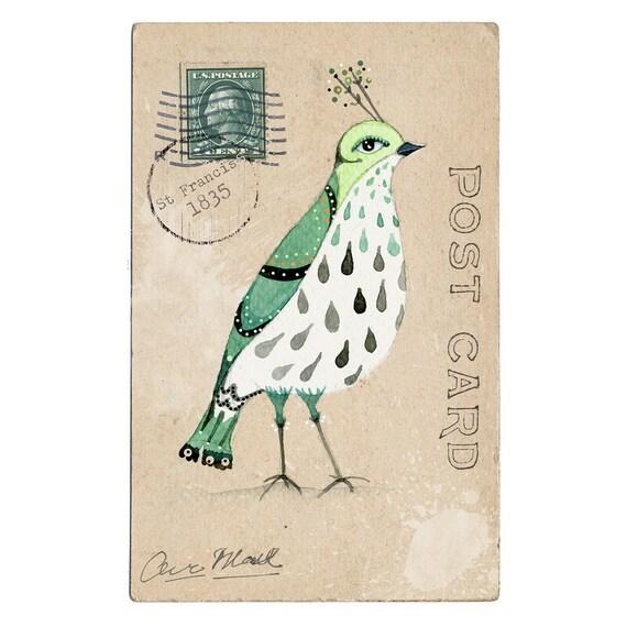 Ornithological Studies (Set of 2 art prints)