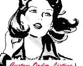 Custom Order Listing for momofibby