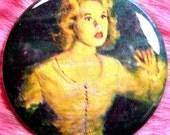 Pocket Mirror - Nancy Drew - Mystery At Lilac Inn