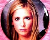 Buffy the Vampire Slayer - Pocket Mirror - Sarah Michelle Gellar - Pop Culture - Joss Whedon