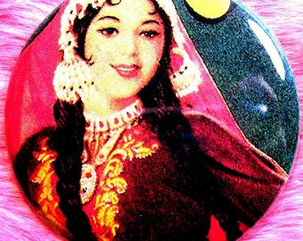 Pocket Mirror - Bollywood - Indian Princess