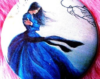 Pocket Mirror - Gothic Romance - Wuthering Heights