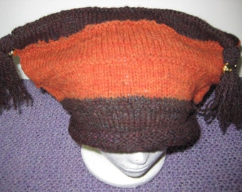 Jokers Wild Knitted Hat