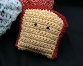 Crochet Gouda Cheese