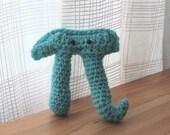 Pi -- Crochet Plush