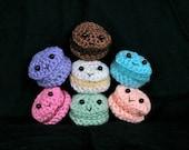 Crochet Macaron