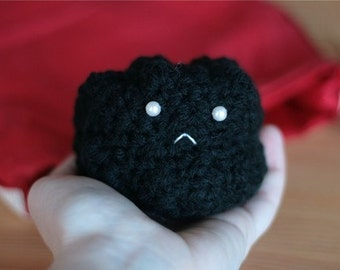 Frowny Lump of Coal