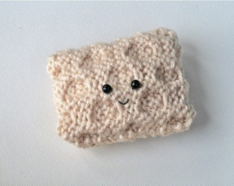 Baby Swiss Cheese -- Cable Knit