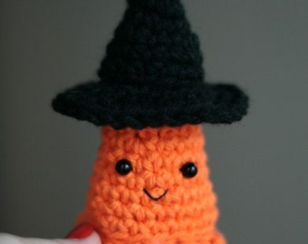 Safety Cone pretends to be a Witch