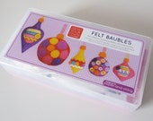 Sew Your Own Bauble Kit