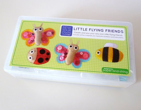 sew-your-own   Little Flying Friends
