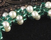Lily of the Valley Bracelet (082)
