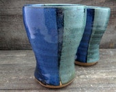 Pints for Two Stoneware Beer Tumblers