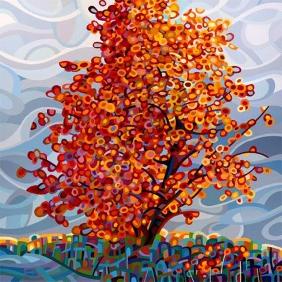 Abstract Fine Art Print - Stormlight