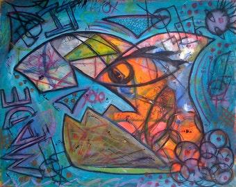 Made It - Graffiti Art