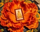 Buddah Bling Fascinator