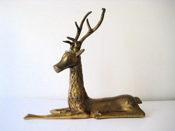 Indian Brass Deer